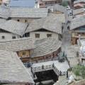 La vieille ville au sud du temple