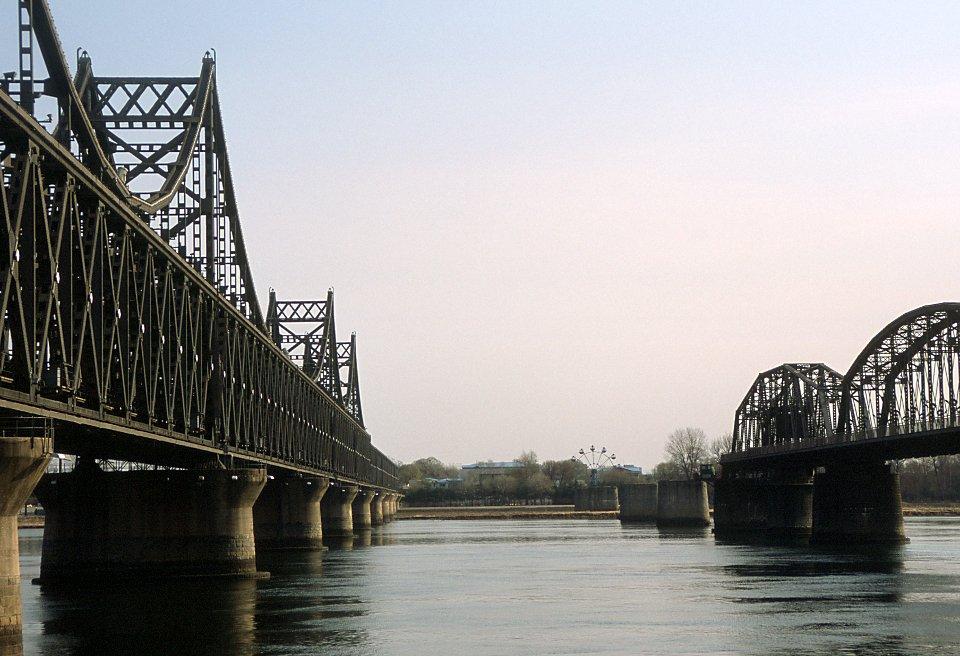 Les ponts sur le Yalu