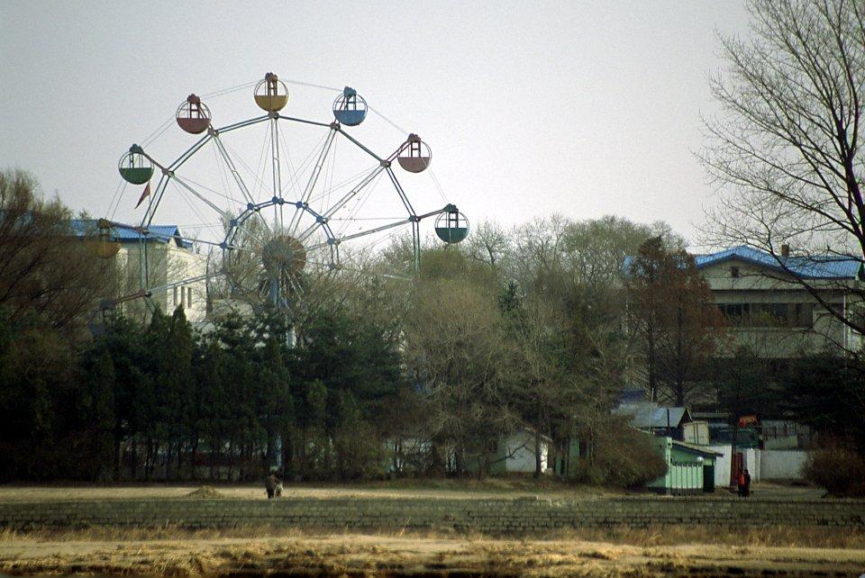 Grande roue de Sinuiju