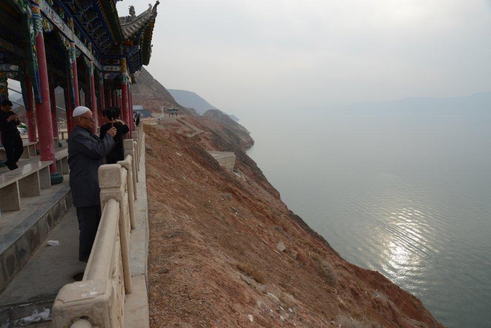 Entre Lanzhou et Linxia
