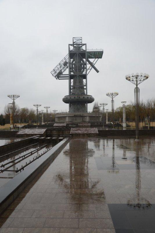 Artefact sidérurgique Jiayuguan