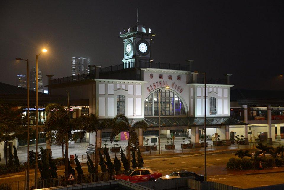 Nouveau terminal du Star Ferry