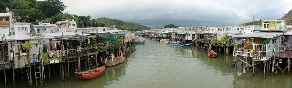 Panorama sur Tai O