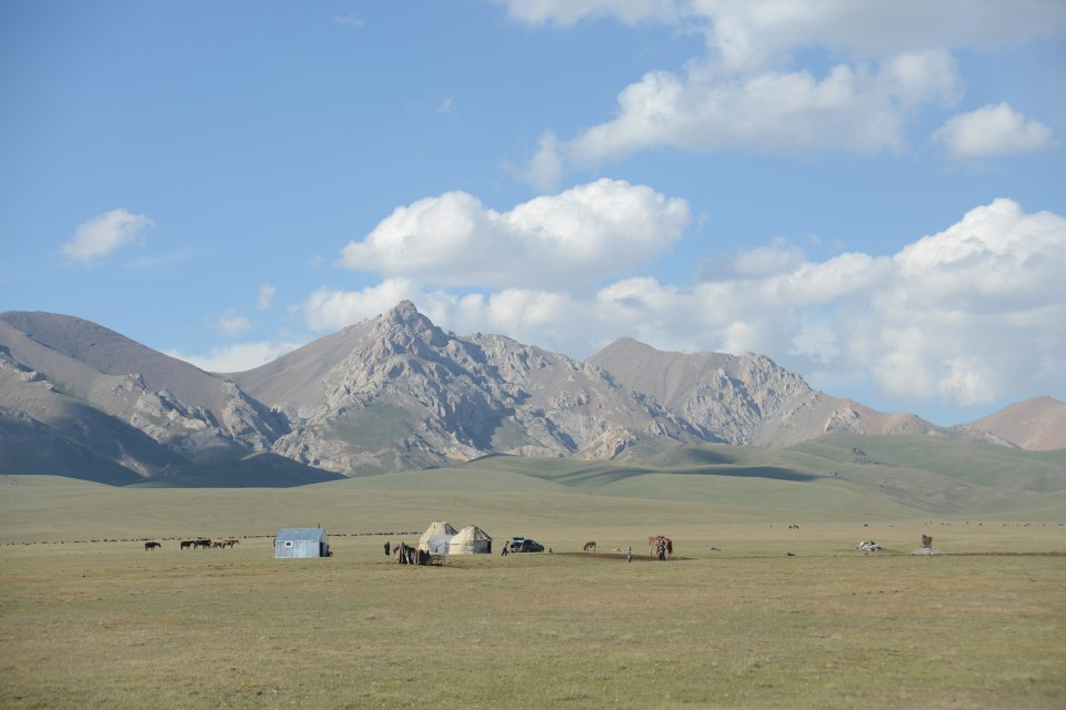 Lac Song Kul