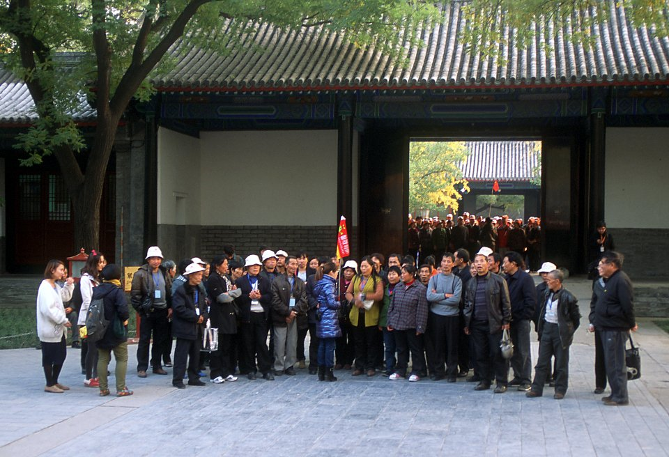 Tourisme à la chinoise !