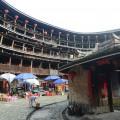 Temple et étages