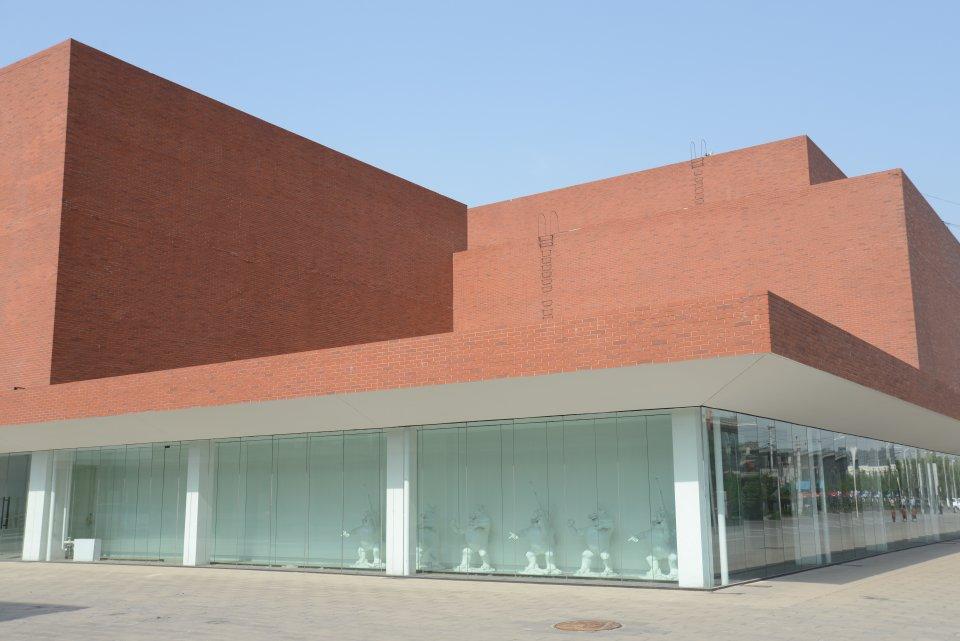 Galerie d'art, Tongzhou (Pékin)