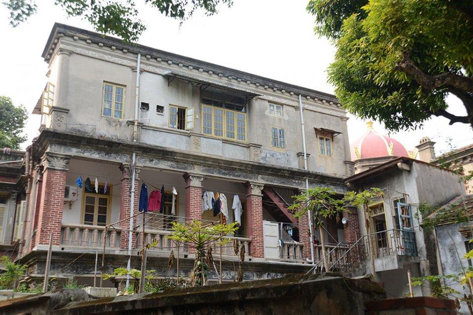 Maison coloniale, Gulang Yu