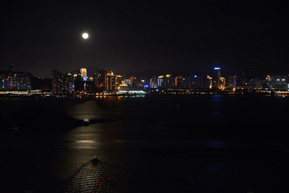 Xiamen de nuit