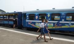 Chemin de fer des enfants